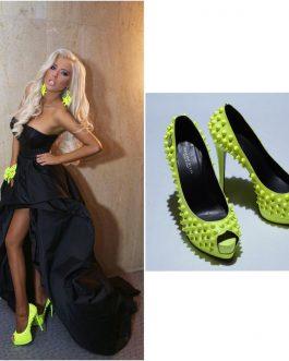 Philip Plein high heels