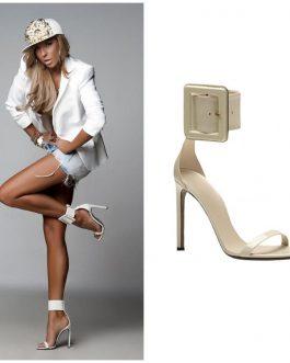 Gucci Victoire buckle Sandals